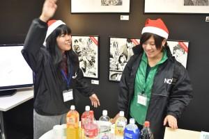 体験入学クリスマスイベント