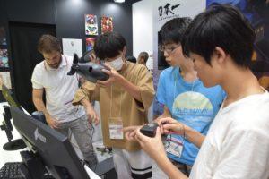 東京ゲームショウに出展します