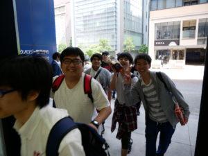 Myスクールキャンプ終了〜!