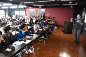 マット鈴木先生特別講義