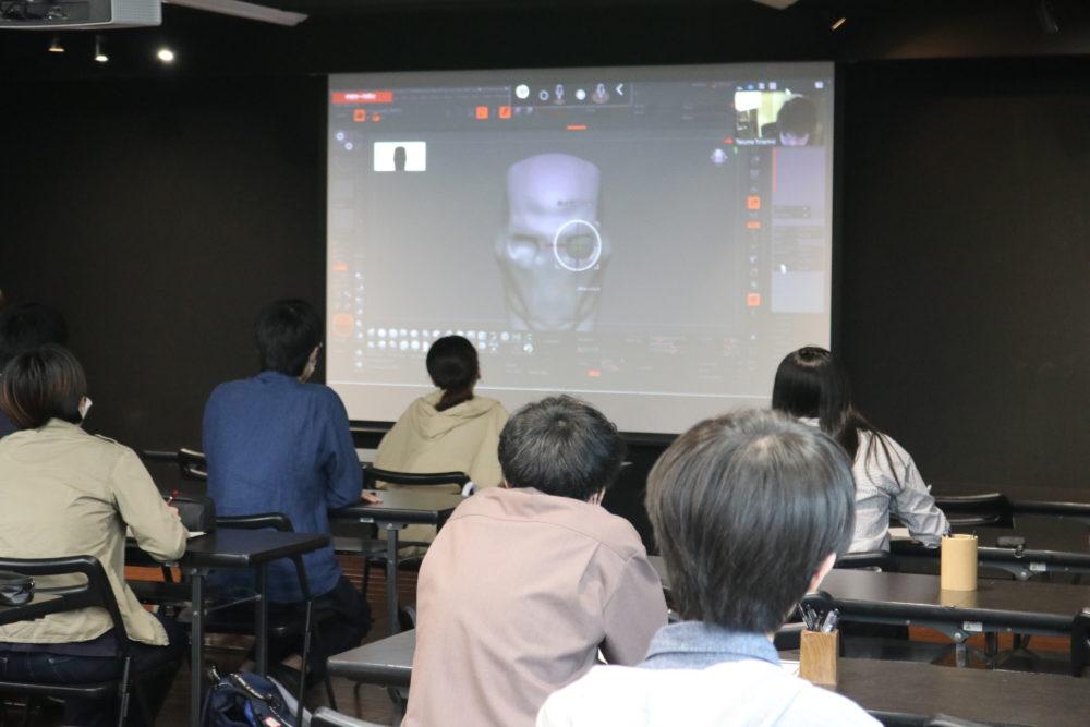 映画『モンスターハンター』などを手掛けるCGアーティスト渡嘉敷先生特別セミナー#モンスターハンター #CG