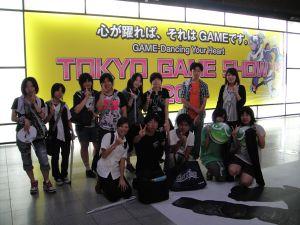 東京ゲームショウ2011見学ツアー!!