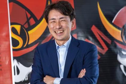 Sengoku Gaming 株式会社 戦国 取締役役員 岩元 良祐さん