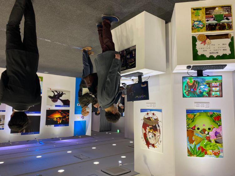 作品の展示会